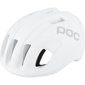 POC Ventral Spin Casco, bianco